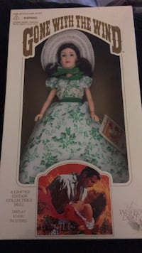 Gone with the Wind Barbie Waldorf, 20603