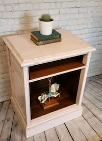 Side table or nightstand Hubbard, 97032