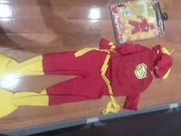Flash Muscle Costume size 4-6 Toronto, M1L