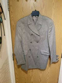 gray formal suit jacket Coquitlam, V3K 4K5