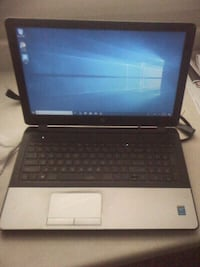 Hp laptop  Severn