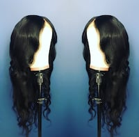 Lace Closure Wig 40 km