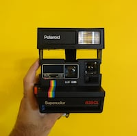 Polaroid Supercolor 635CL Milano, 20136