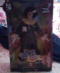 The Wizard of OZ character doll with box Waterloo, 50702
