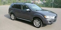 2012 Outlander..184000 km.7 SEAT AWD.LEATHER ... Vaughan, L4K 1H8