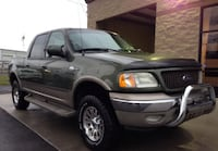 2002@Ford-F150-King-Runch-Excellent Washington