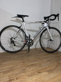 Boardman team carbon road bike