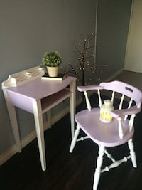 Accent table / desk n chair Toronto, M4G 3L1