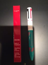 Clarins Make-Up Pen. 4 in 1. (Eyes & Lips)- New