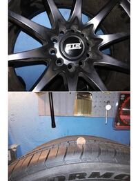 STR Rims and CrossWing / LingLong Tires   [PHONE NUMBER HIDDEN] W Teaneck, 07666
