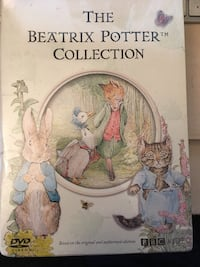 NEW-The Beatrix Potter Collection: Box DVD Collection set of 3 Burnaby