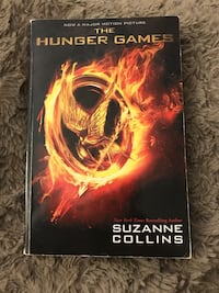 The Hunger Game by Suzanne Collins book