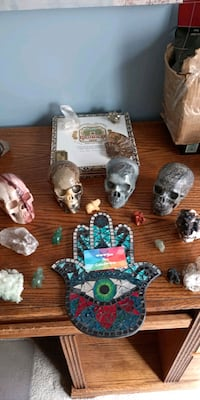 crystal healing Gainesville