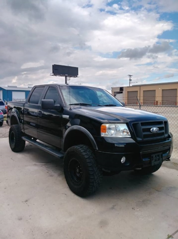 2008 Ford F150 For Sale >> 2008 Ford F150 Lifted 4x4