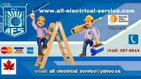 Electrical and wiring installation Richmond Hill