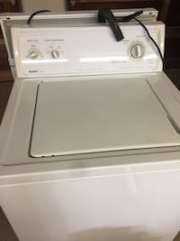 White top-load clothes washer Morgan Hill, 95037