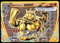 Pokemon Card - Ultra Rare__Machamp BREAK