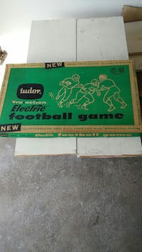 True Action Electric Football game Rocky Hill, 06067