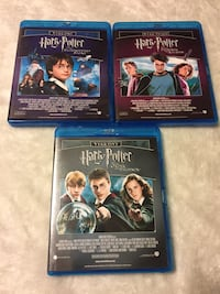 Complete Harry Potter Years 1-7 on Blu-ray Ajax, L1T 1T9