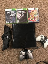 Xbox 360 Slim 250gb +Kinect and games Pomona, 91767