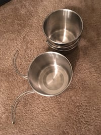 stainless steel cooking pot with lid Santa Clara, 95054
