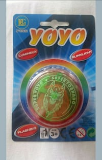 Flashing LED Glow Light Up YOYO Party Colorful Yo- Erlangen, 91058