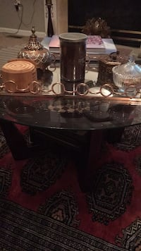 Glass top coffee table and side tables set Ashburn, 20147