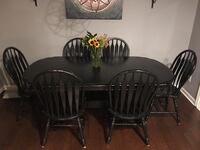 Kitchen table & 6 chairs Westfield, 46074