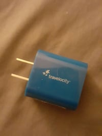 blue Travelocity charger adapter Evansville, 47715
