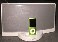Bose Sound Dock & 16gb Nano HENDERSON