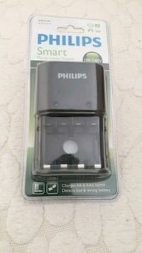 Philips Smart Battery Charger
