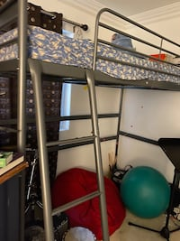 Bunk bed/ mattress not included  Las Vegas, 89108