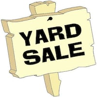 2 Home Yard Sale! Lexington, 40513