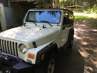 Jeep - Wrangler - 2002 Reston, 20191