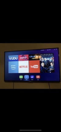 "50"" Hisense 4K Smart Tv San Antonio, 78237"