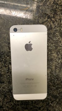 silver iPhone 5s with black case Houma, 70360