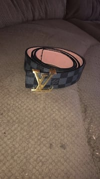 Authentic Louis Vuitton belt Brampton