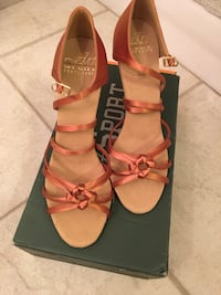 New, never worn Ray Rose Latin Dance Shoes London, N6A 1C6