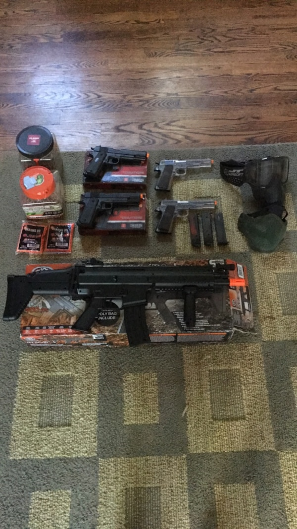 Airsoft Lot