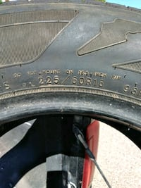 225/60 R16 Roswell, 88203