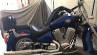 blue and black touring motorcycle Denver, 28037