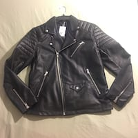 H&M Leather Jacket (BRAND NEW) Middletown, 10940
