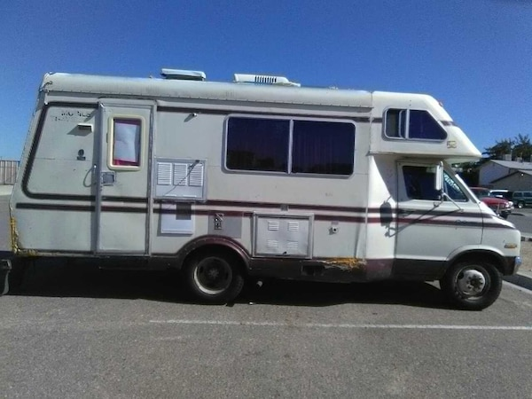 Used 1977 Dodge Sportsman RV for sale in Albuquerque - letgo