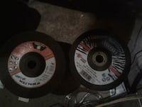 46 Walter and 5 zebra grinding disk