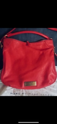 Marc by Marc Jacobs  TOO HOT TO HANDLE HOBO Color: Cambridge Red Richmond, V7E 6S2