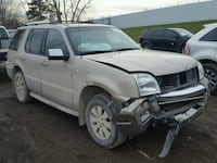 PARTING OUT A 2006 MOUNTAINEER #1730 Warren
