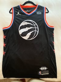 Kawai Leonard All Star Jersey '19 Cambridge, N3H 0A8
