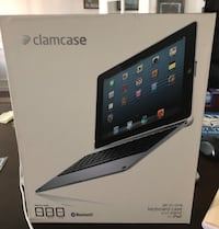 Clamcase IPad 2 to IPad 4  Waxhaw, 28173