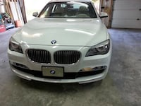 Bmw 750i 2010 x-drive (with m package) and new tires Calgary