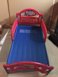 Toddler Bed Frame - Lightning McQueen Mississauga, L5L